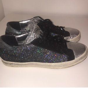 Metallic P448 sneakers- offers!!